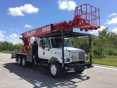 2003 Elliott H110R Hi-Reach Sign Crane Truck 6x4 For Sale