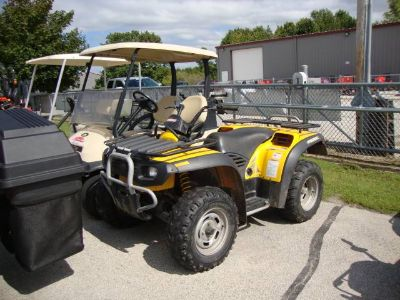 2001 Can-Am Traxter 500 5 Speed Auto Utility ATVs Francis Creek, WI