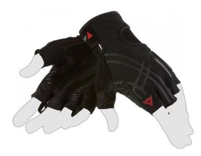 Sell Dainese Acca Short Mountain Bike Gloves Black XL motorcycle in Holland, Michigan, US, for US $48.80