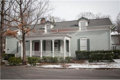 Renovated historic home in downtown Franklin