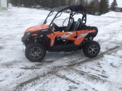 2019 CFMOTO ZForce 800 Trail Utility Sport Hutchinson, MN