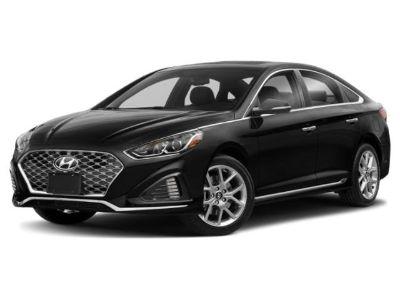 2018 Hyundai Sonata Sport+ (Machine Gray)