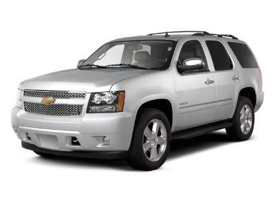 2013 Chevrolet Tahoe LT (Summit White)