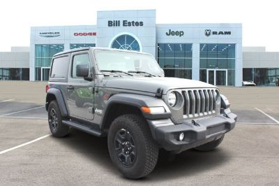 2018 Jeep Wrangler Sport (Gray Clearcoat)