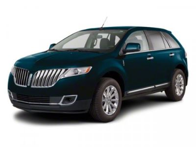 2012 Lincoln MKX Base (Gold)