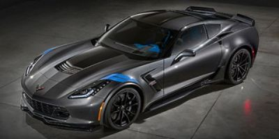 2019 Chevrolet Corvette Grand Sport 2LT (Elkhart Lake Blue Metallic)