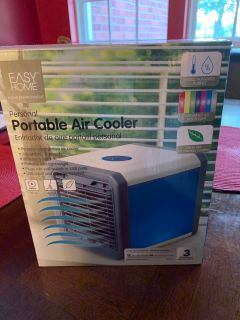 Portable Air cooler- never used