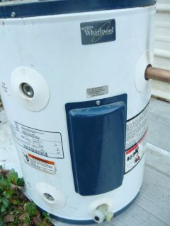 Whirpool Water Heater
