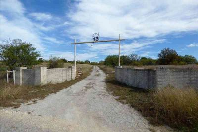 201 County Road 101 Cisco Three BR, Small acreage with a nice