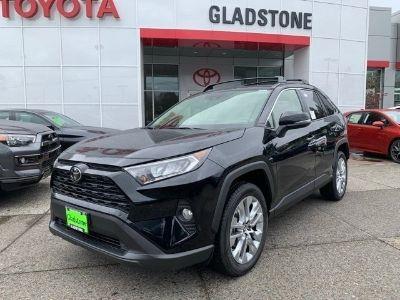 2019 Toyota RAV4 (Black)
