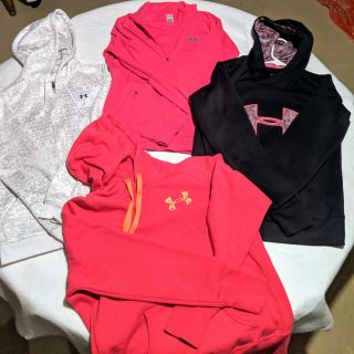 Under Armour Jackets/Hoodies
