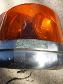Vintage Cab Top Light.