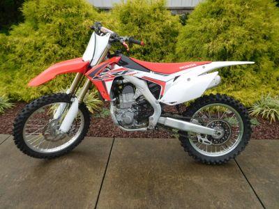 2016 Honda CRF450R Motocross Motorcycles Manheim, PA