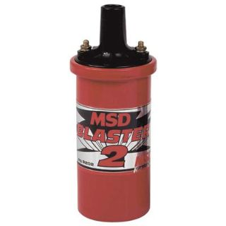 Sell MSD 8202 Blaster 2 Ignition Coil High Voltage motorcycle in Suitland, Maryland, US, for US $48.83