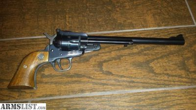 For Sale: Ruger single 6 22lr