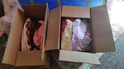 Girls 3/6 month clothes lot!