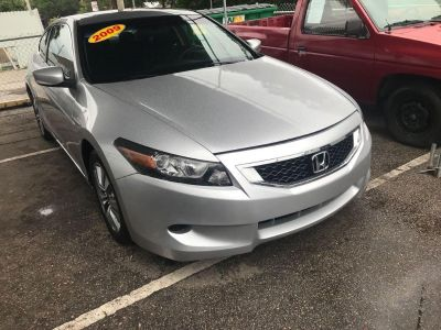 2009 Honda Accord EX (Silver)