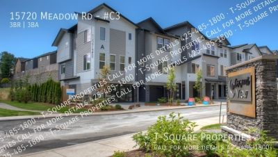 Available Soon! Gorgeous New Townhome in Martha Lake Neighborhood!