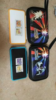 Two 2DS XL