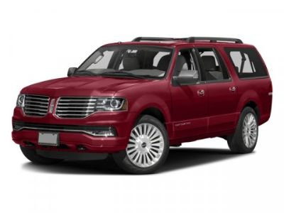 2016 Lincoln Navigator L Select (Ruby Red)