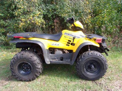 2000 Polaris Sportsman 500 Utility ATVs Mukwonago, WI