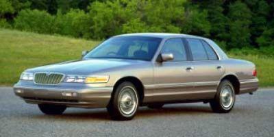 1997 Mercury Grand Marquis LS ()