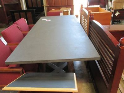 Long Dining or Conference Table by Brownstone Furniture