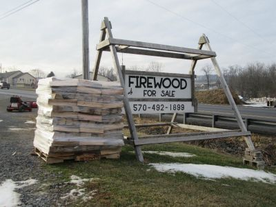 Hardwood Firewood