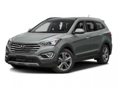 2016 Hyundai Santa Fe Limited (Iron Frost)