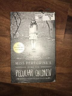 Miss Peregrine s Home for Peculiar Children book