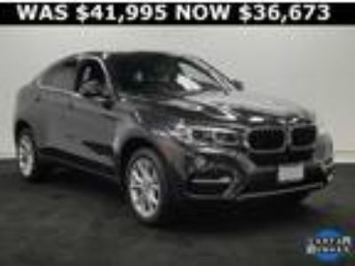 used 2016 BMW X6 for sale.