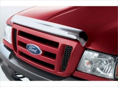 Find 2007-2011 Ford Ranger Chrome Hood Deflector Bug Shield Protector OEM NEW motorcycle in Braintree, Massachusetts, United States, for US $104.88