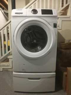 Samsung 4.2 cu ft HE Front Load Washer
