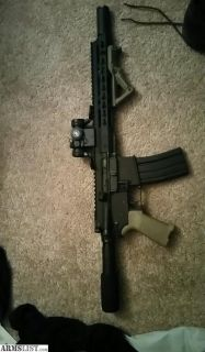 For Trade: Ar15 pistol