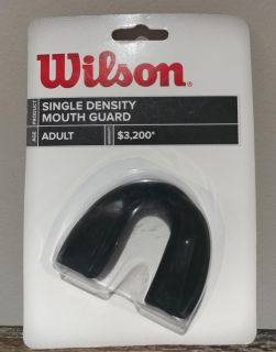 Wilson mouth guard adult size