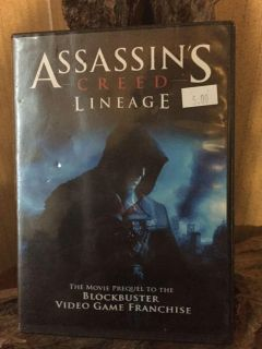 Assassin s Creed Lineage movie & PS3 Brotherhood