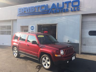 2012 Jeep Patriot Latitude (Maroon)