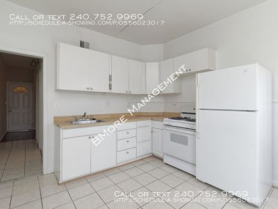 1 bedroom in Charles Village