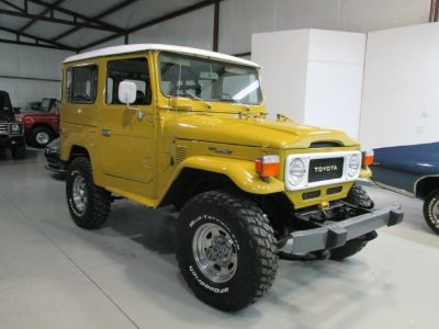1982 Toyota Land Cruiser 4WD 2dr Utility