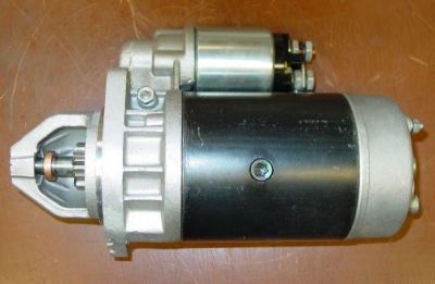 Sell NEW STARTER REPLACES BOSCH 0-001-369-014, -024, 117-9318, -9319 KHD DEUTZ 18026 motorcycle in Dayton, Pennsylvania, United States, for US $195.00