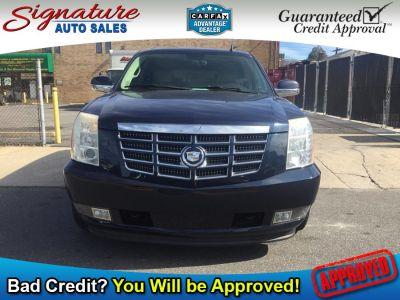 2009 Cadillac Escalade ESV Platinum Edition (Blue)