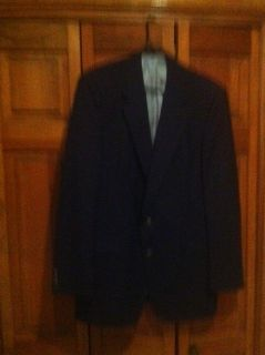 Men's Navy Blazer