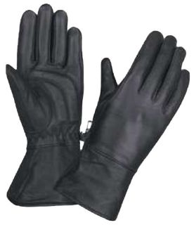 Find Womens Motorcycle Biker Leather Lined Gel Palm Gauntlet Riding Gloves LARGE motorcycle in Bemidji, Minnesota, United States, for US $22.99