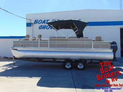2008 PREMIER 251 CAST- A- WAY PONTOON