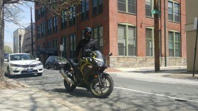 2015 Honda CBR 300R