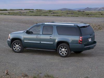 2012 GMC Yukon XL Denali (Pewter)