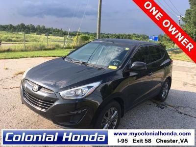 2015 Hyundai Tucson GLS (Black Mica)