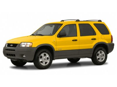2002 Ford Escape XLT Choice (Chrome Yellow Clearcoat)
