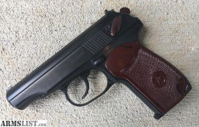 For Sale: Russian Military Makarov 9x18 Pristine with Extras