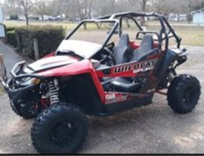 2015 Arctic Cat wildcat sport XL...Runs great only 56 hours on it...